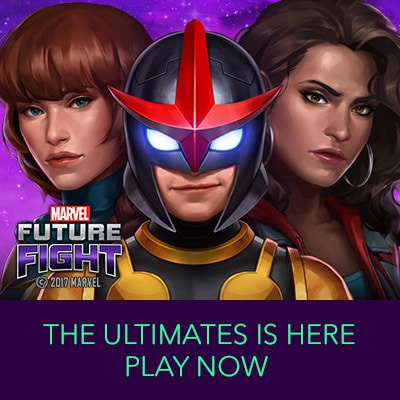 Hero Stream - Marvel Future Fight