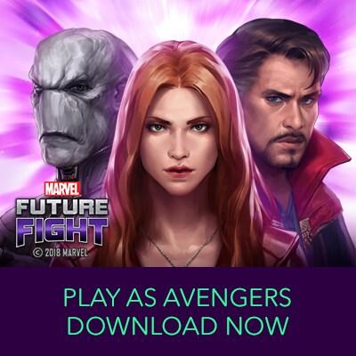 Hero Stream - Marvel Future Fight - Infinity War