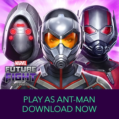 Hero Stream - Marvel Future Fight (ant-man)