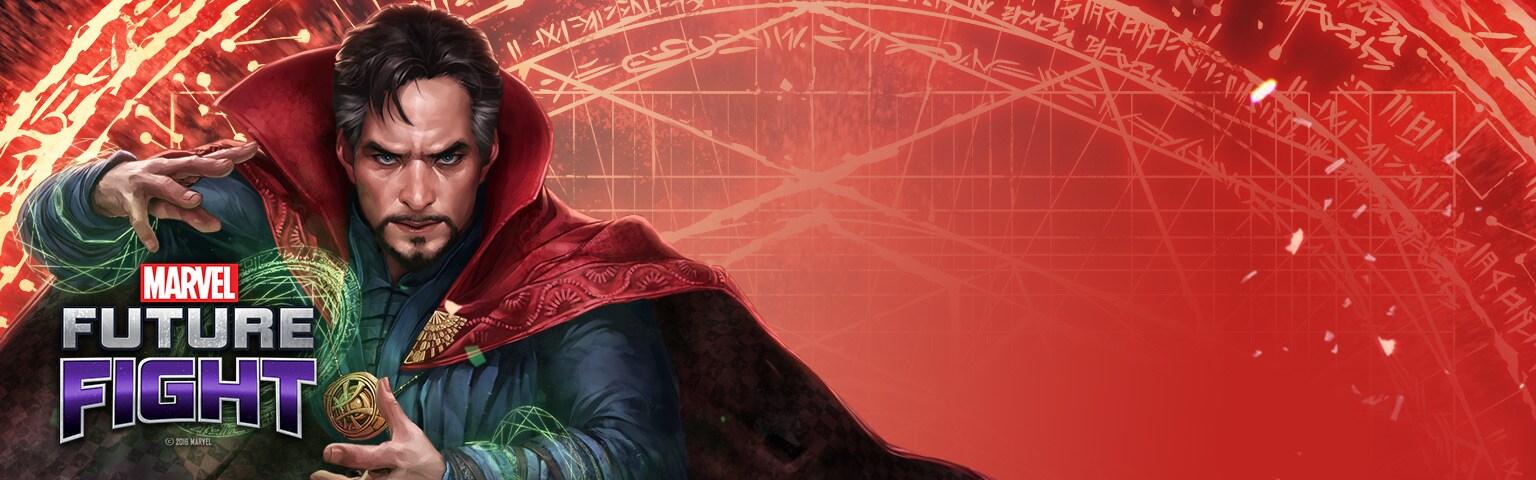 Marvel Future Fight - Doctor Strange Hero - PH