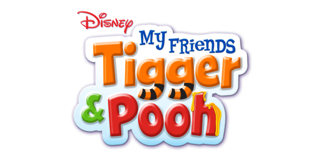 My Friends Tigger & Pooh