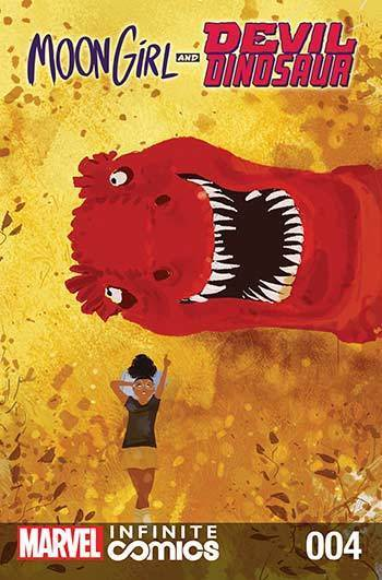 Moon Girl and Devil Dinosaur #04