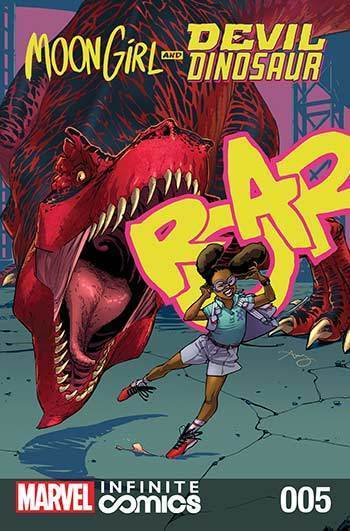 Moon Girl and Devil Dinosaur #05