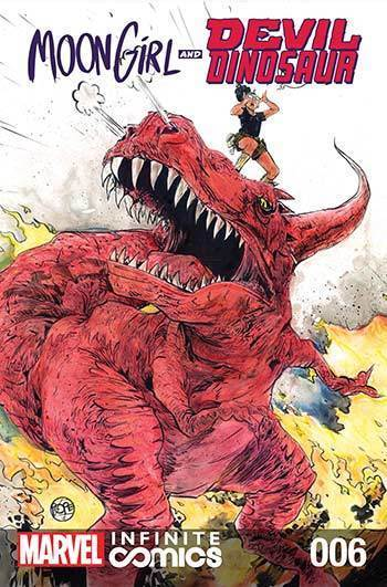 Moon Girl and Devil Dinosaur #06