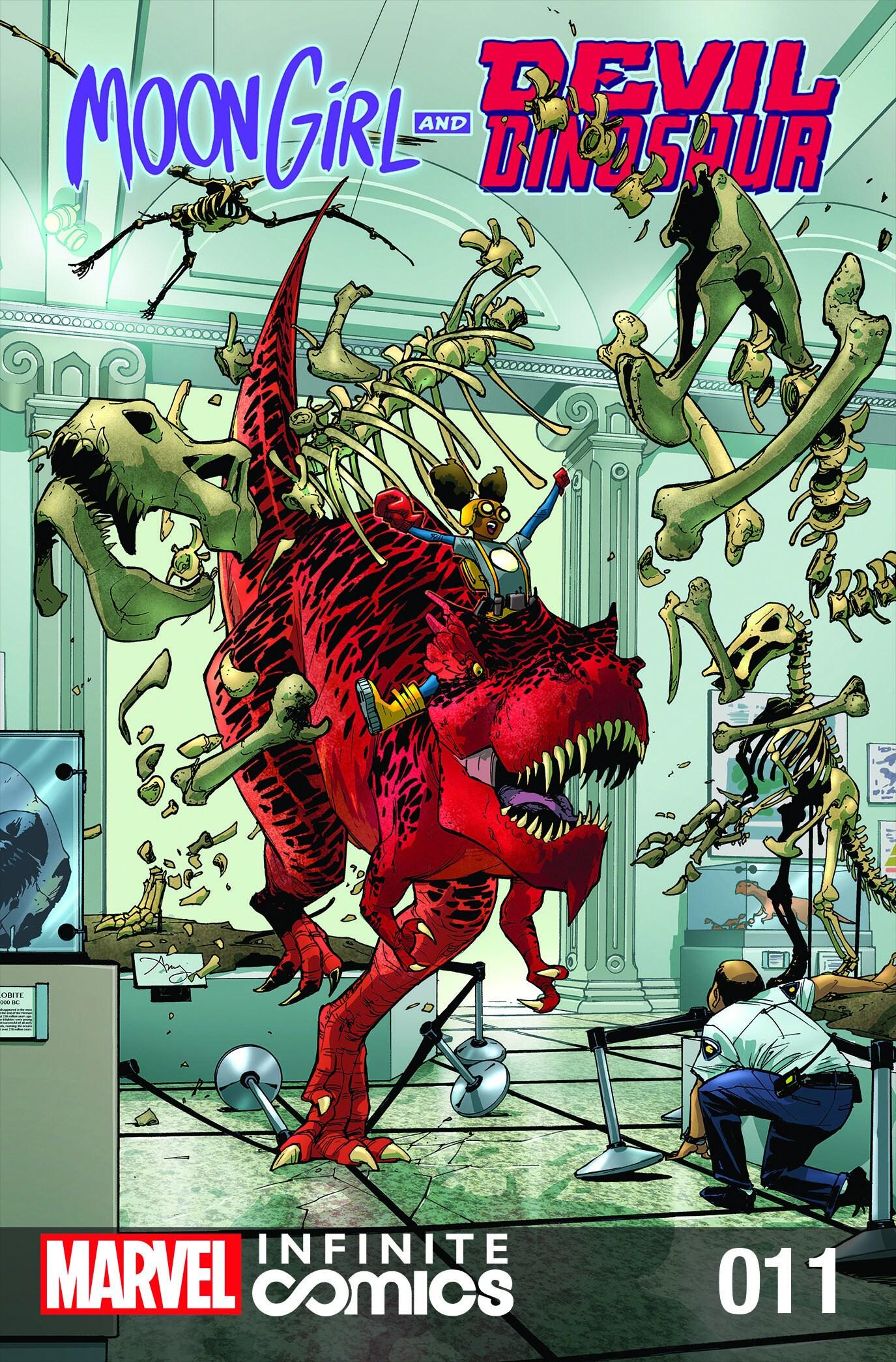 Moon Girl and Devil Dinosaur #11