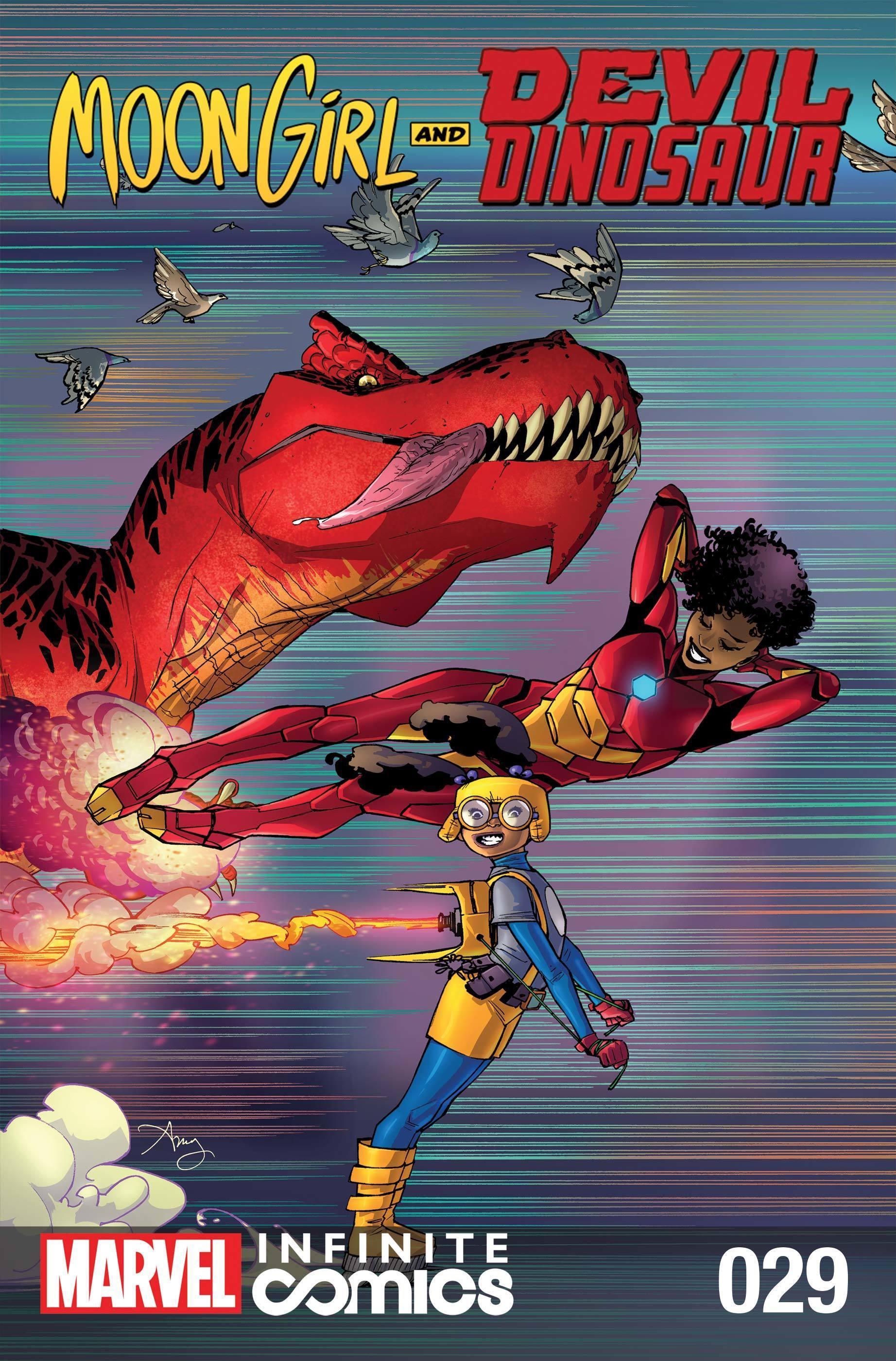 Moon Girl and Devil Dinosaur #29