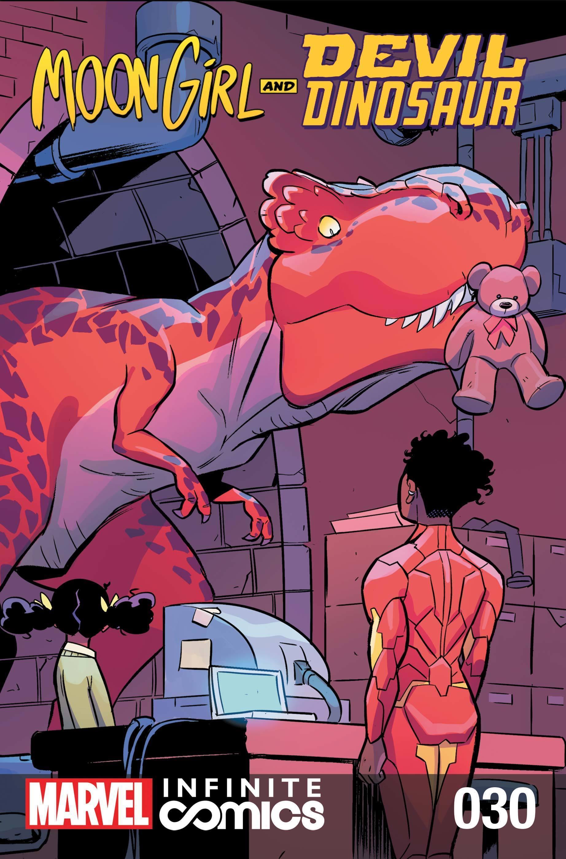 Moon Girl and Devil Dinosaur #30