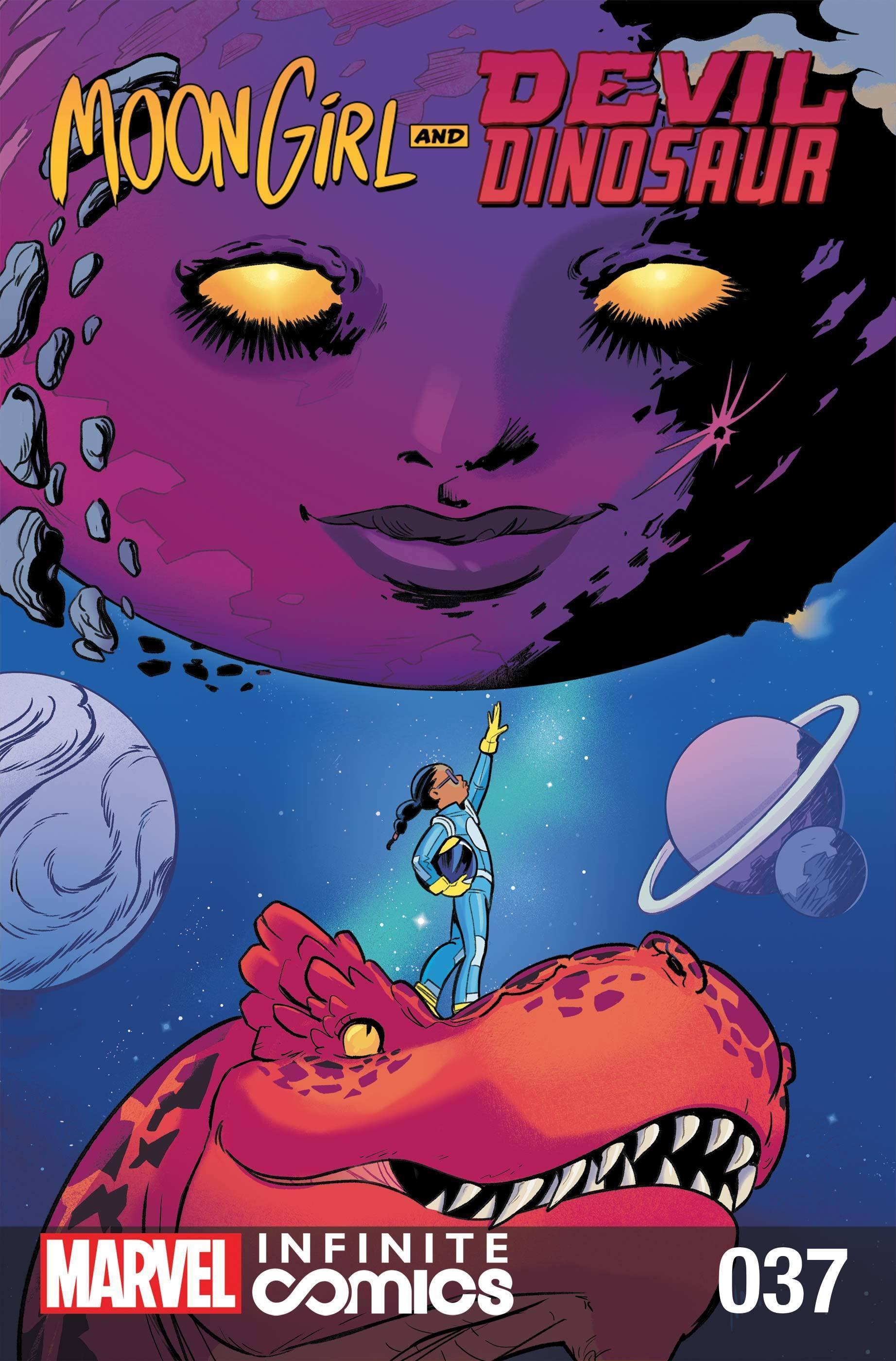 Moon Girl and Devil Dinosaur #37