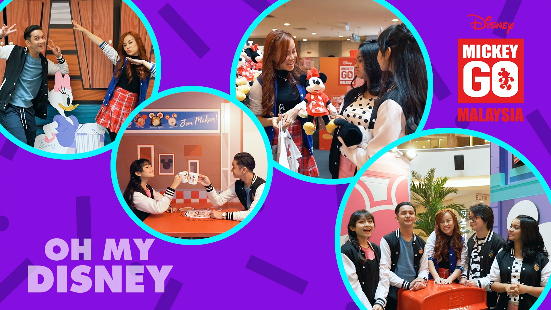 Disney Insider: Explore Disney's Mickey Go Malaysia With The Club Mickey Mouse Mouseketeers!