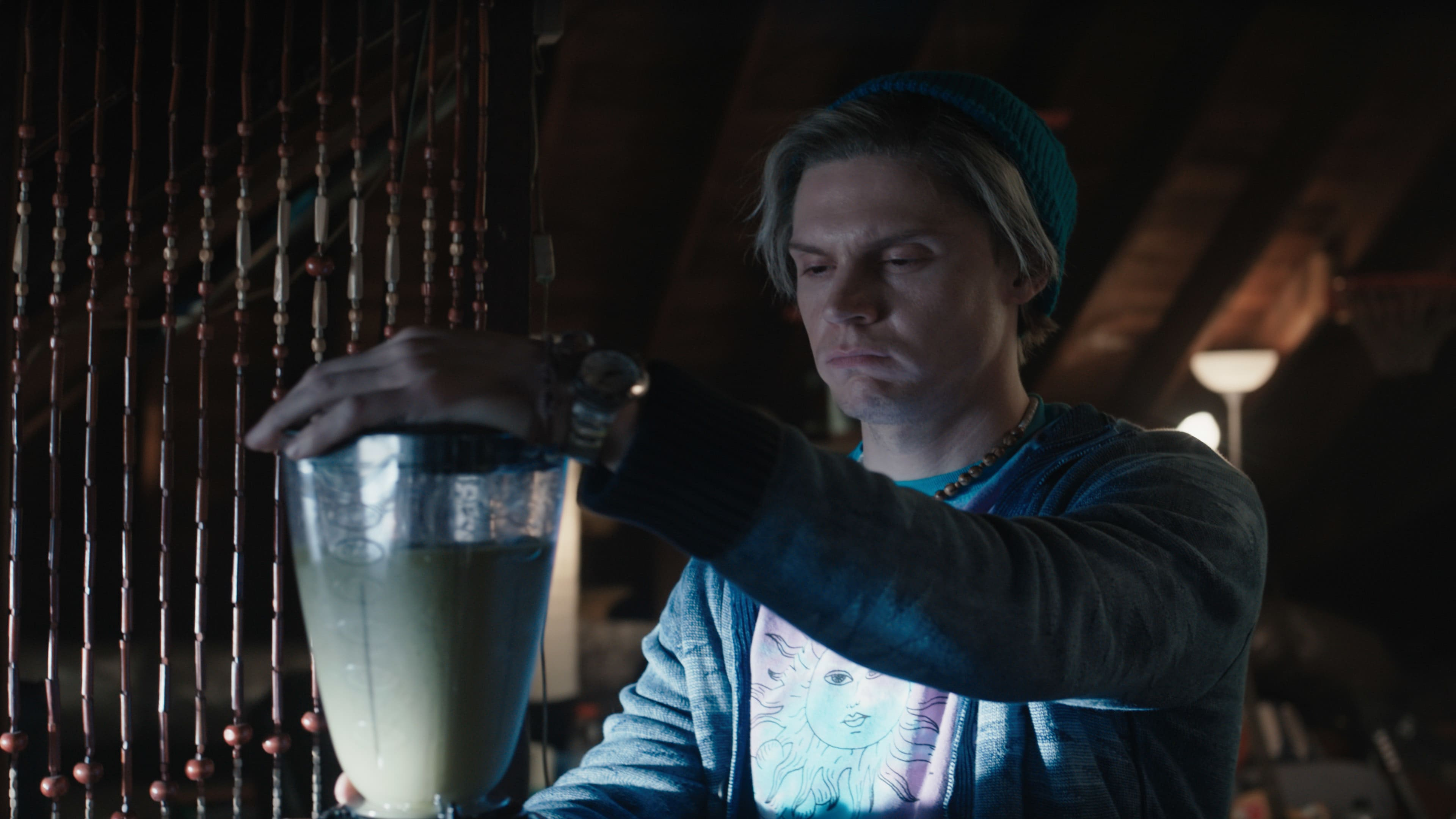 Pietro Maximoff/Ralph Bohner (Evan Peters) in Marvel Studios' WANDAVISION exclusively on Disney+. Photo courtesy of Marvel Studios. ©Marvel Studios 2021. All Rights Reserved.