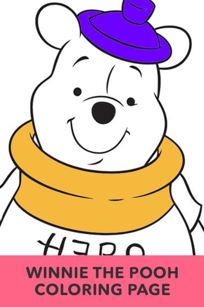 - Winnie The Pooh Coloring Pages Disney LOL