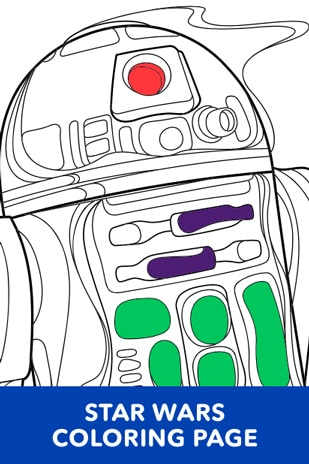 star wars coloring pages lol star wars - Star Wars Coloring Pages