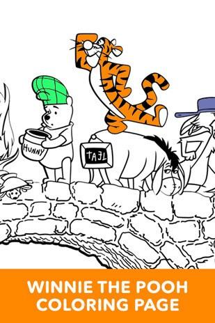 Winnie the Pooh, Rabbit, Tigger, Piglet
