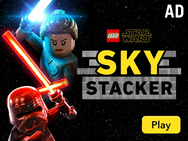 LEGO Star Wars: Sky Stacker