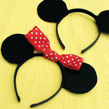 Mickey- en Minnie-oren
