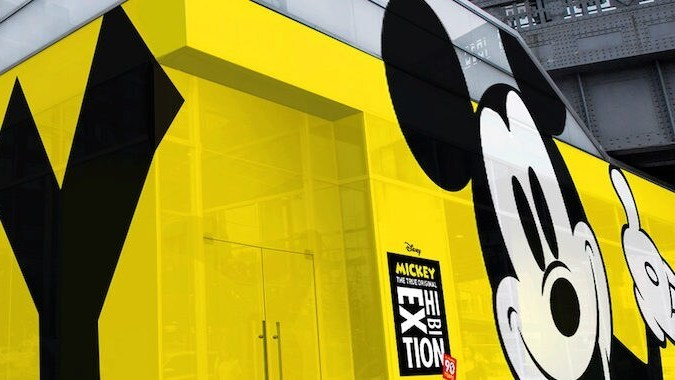 "Celebrate Mickey Mouse at ""Mickey: The True Original Exhibition"" In New York City This Fall"