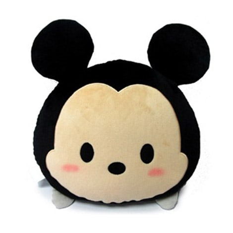 Disney Tsum Tsum Mickey Mouse Cushion