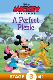Mickey & Friends: A Perfect Picnic