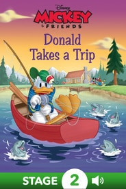 Mickey & Friends: Donald Takes a Trip
