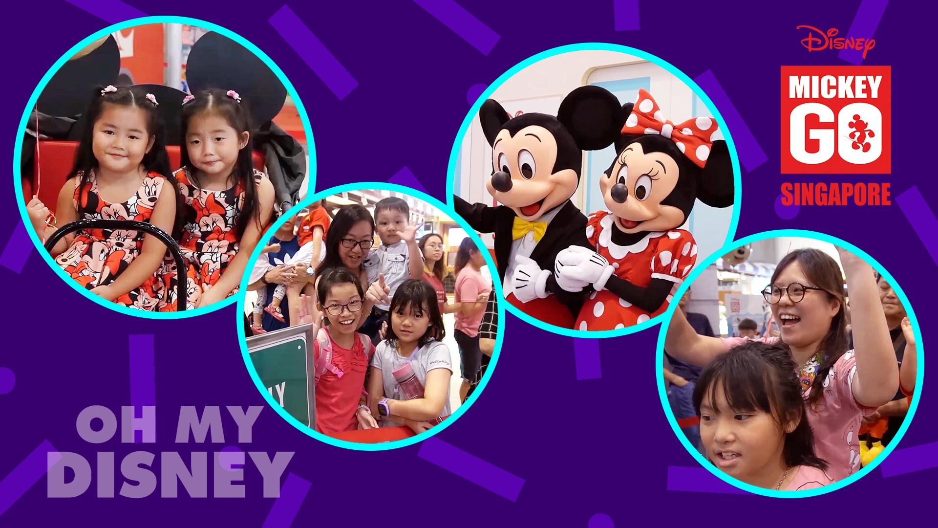 Disney Insider: Disney's Mickey Go Singapore Is Back In Town!