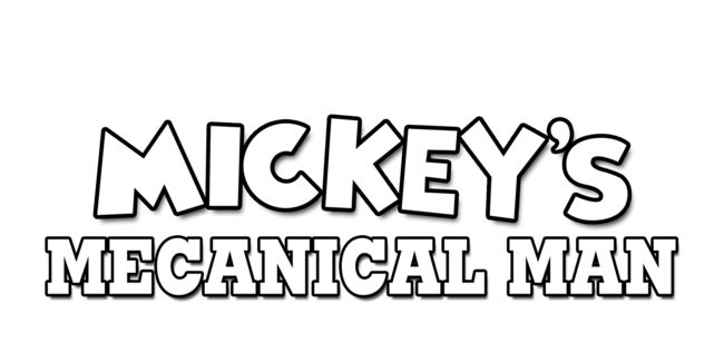 Mickey's Mechanical Man
