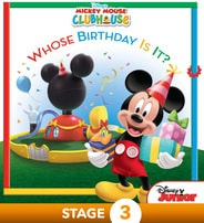 Mickey Mouse Clubhouse: Whose Birthday Is It?