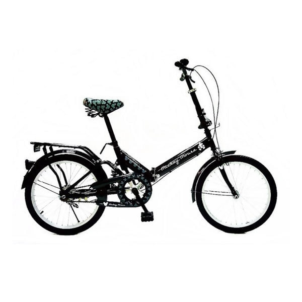 TURBO BICYCLE จักรยาน พับได้ Mickey Mouse black โช้ค อัพ (Shock Absorber)