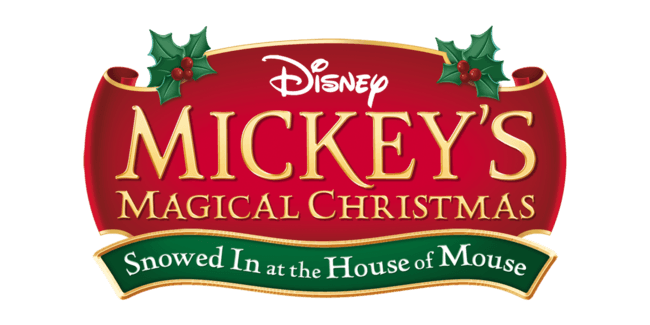 mickeys magical christmas snowed in at the house of mouse - Mickey Magical Christmas Snowed In At The House Of Mouse