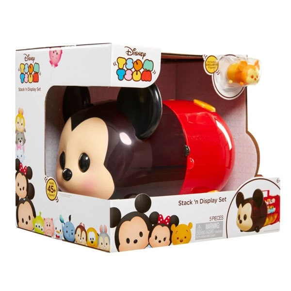 Disney Tsum Tsum Mickey Stack N Display Set