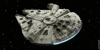 Millennium Falcon / 10.00am - 10.00pm