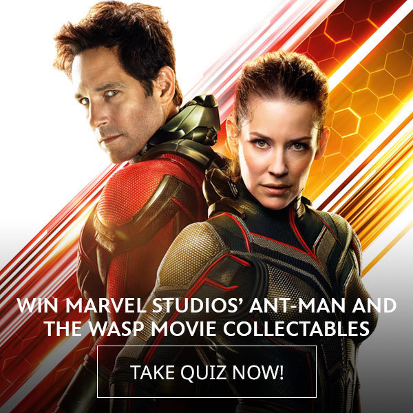 Mini Hero - Marvel Studios' Ant-Man and the Wasp Contest
