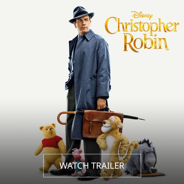 Mini Hero - Disney's Christopher Robin