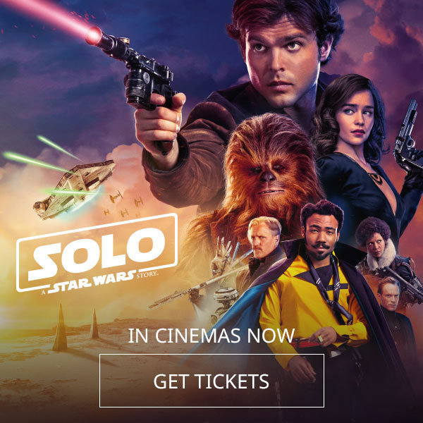 Mini Hero - SOLO: A Star Wars Story - In Cinemas Now