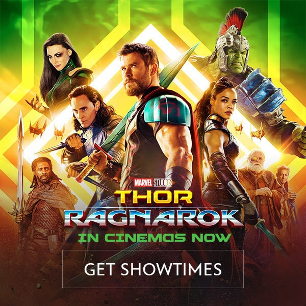 Thor.asia - Get Showtimes - SEA