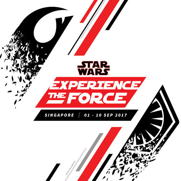 Star Wars: Experience the Force Singapore - SEA