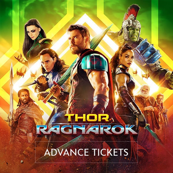 Thor.asia - Get Showtimes - Advance Tickets