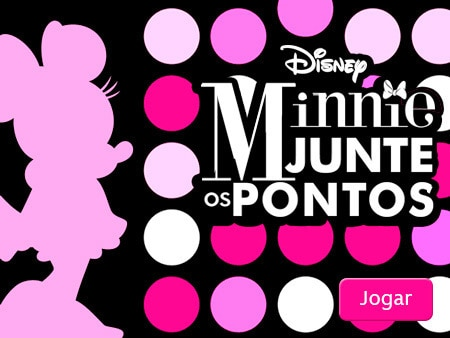 Minnie junte os pontos