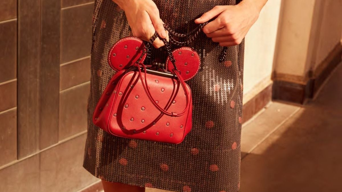 Coach Just Released the Chicest Minnie Mouse Collection