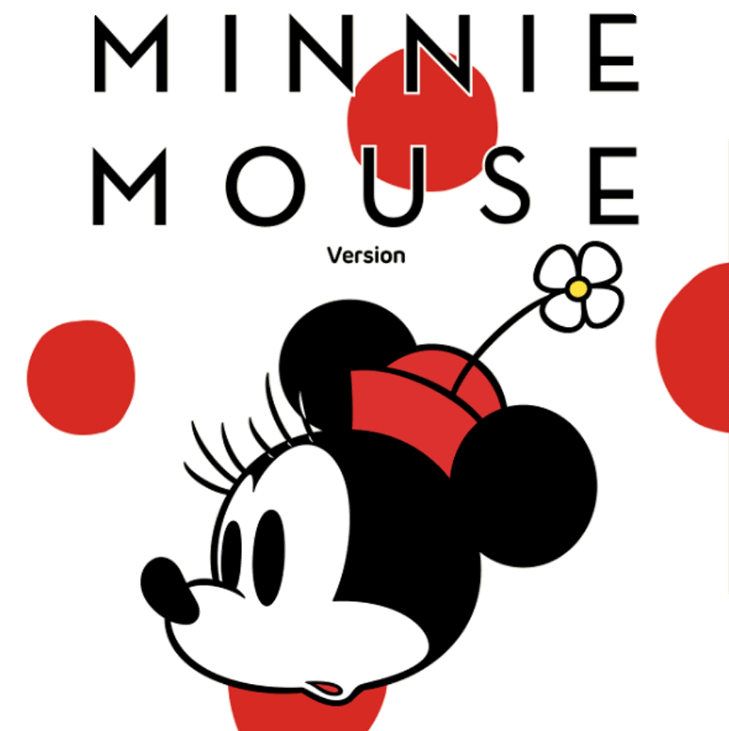 Sticker | Minnie Mouse Classic