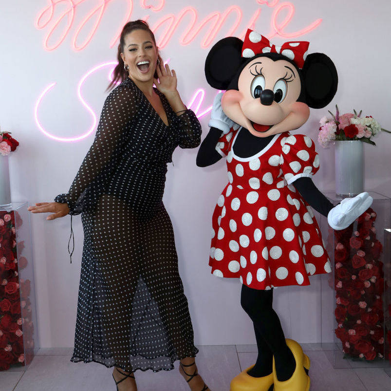 Ashley Graham and More Get Glam at the Minnie Style Suite at New York Fashion Week