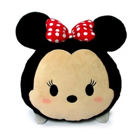 Disney Tsum Tsum Minnie Mouse Cushion
