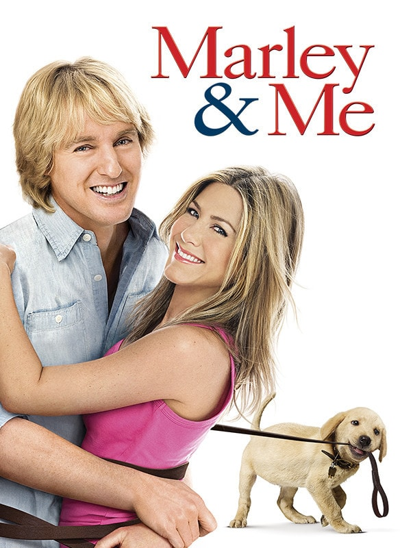 Marley & Me movie poster