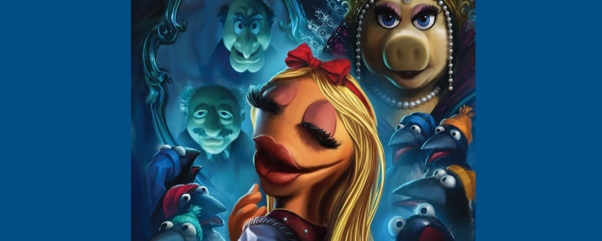 Muppets Meet the Classics: Fairy Tales From the Brothers Grimm book cover