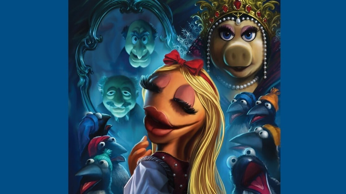 Get an Exclusive Look at the New Book Muppets Meet the Classics: Fairy Tales From the Brothers Grimm
