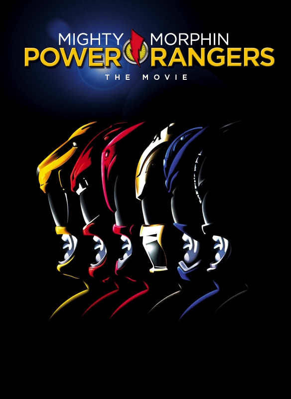 Mighty Morphin Power Rangers: The Movie movie poster