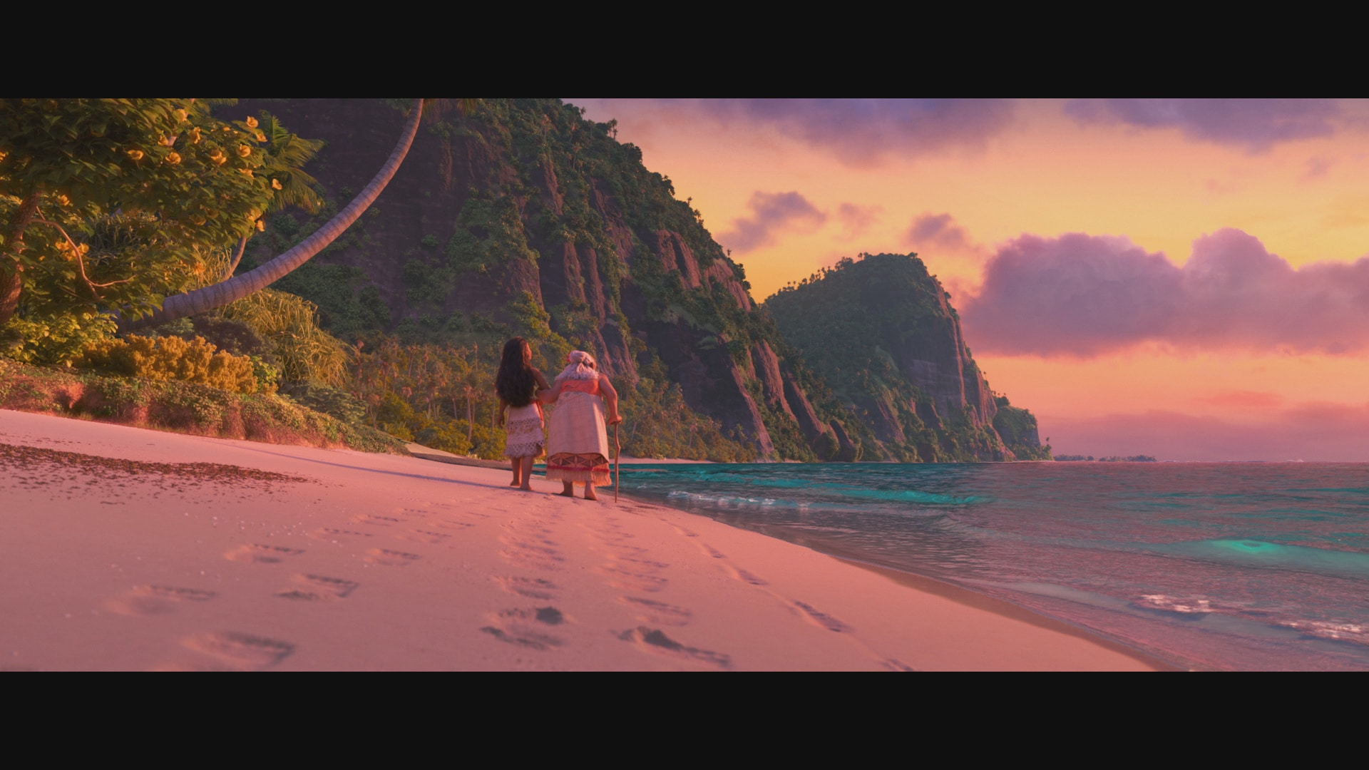 "Zenimation ""Natural Wonders"" - Moana"