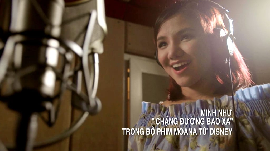 """Chặng Đường Bao Xa"" (""How Far I'll Go"") - Disney Moana Music Video"