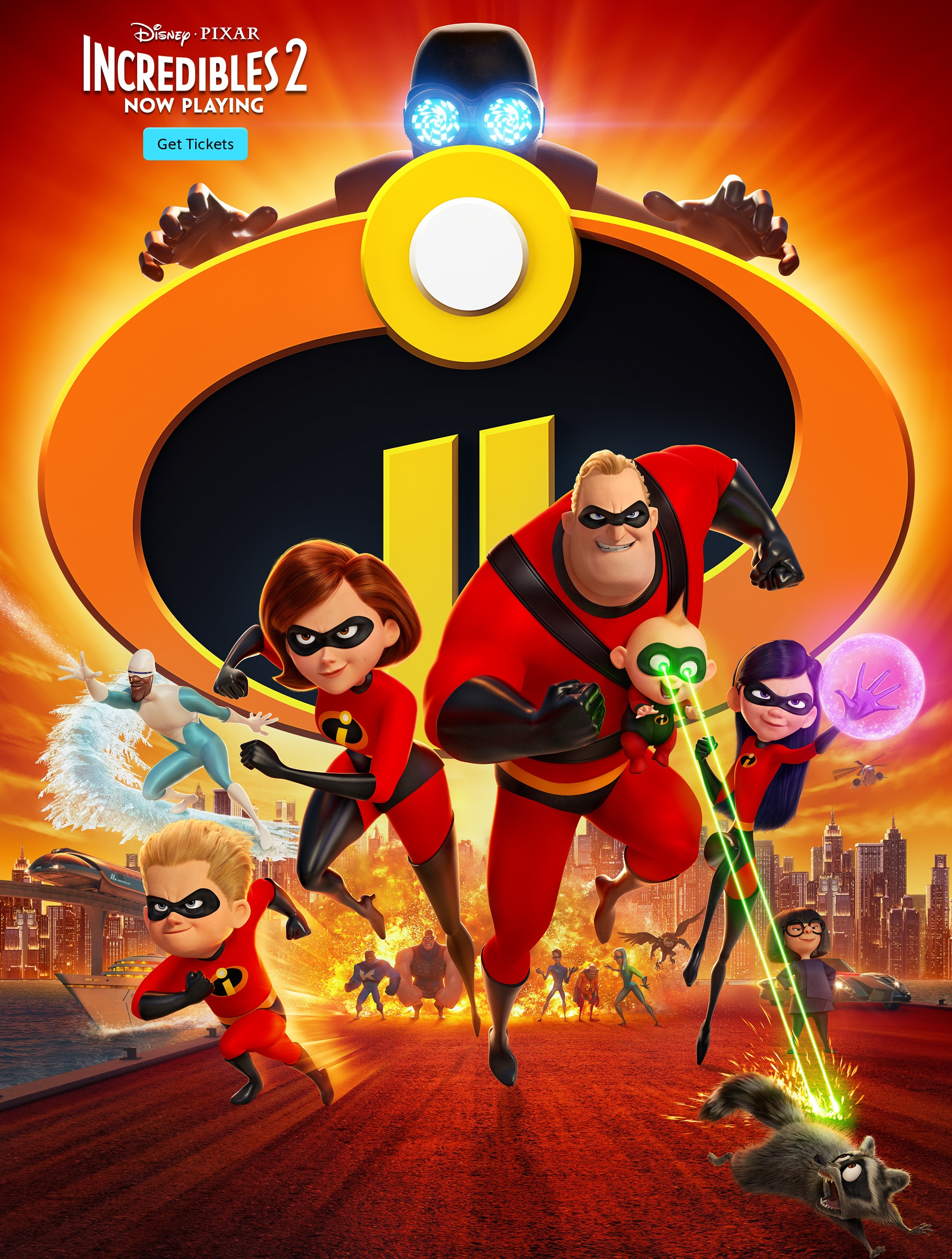 Image result for the incredibles 2 poster