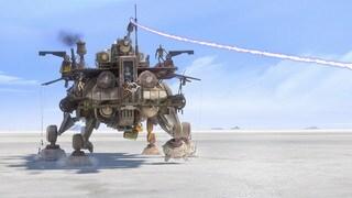 Modified AT-TE Walker