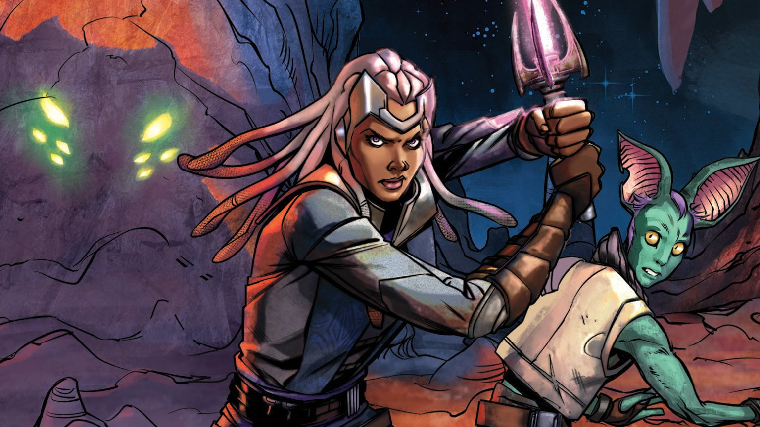 Read the First Pages from IDW's The Monster of Temple Peak #1 - Exclusive Preview